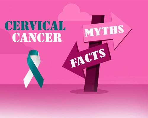 Cervical cancer myths and facts